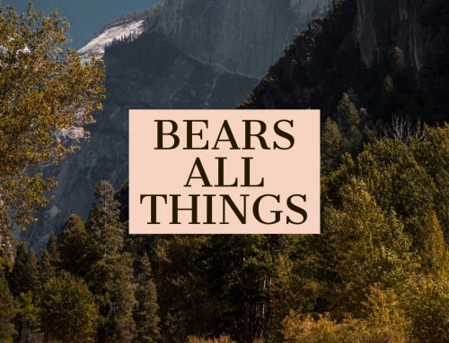 Bears All Things